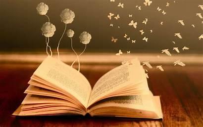 Books Fairy Desktop Pc Widescreen Butterflies