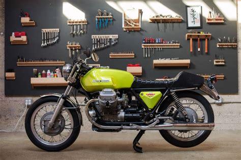 Moto Guzzi V7 Ii Racer Backgrounds by Featured Listing 1973 Moto Guzzi V7 Sport In California