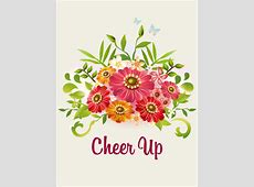 Cheer Up a Loved One Card Birthday & Greeting Cards by Davia