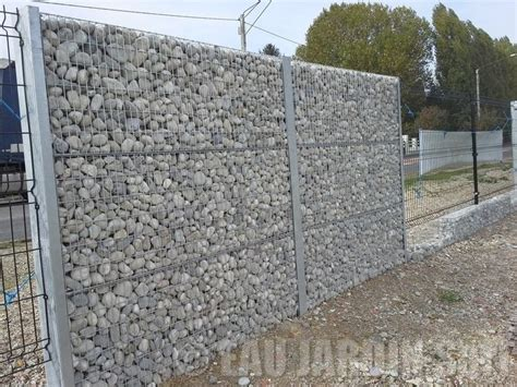 cloture en gabion cloture gabion สวนสวย en 2019 cl 244 ture gabion cloture