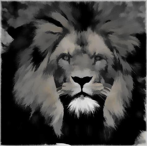 peinture noir  blanc art image gratuite sur pixabay