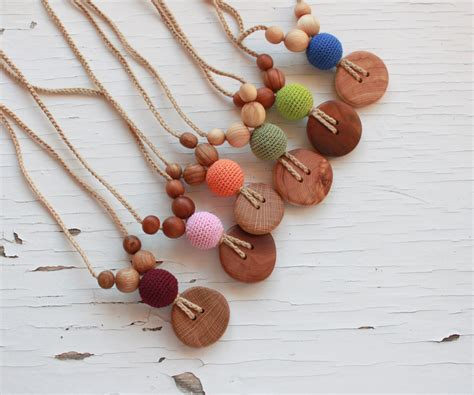 Best Seller Nursing Necklace Teething Necklace For Mom
