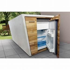 Outdoor Küche Beton : beton outdoork che the concrete dade design ~ Michelbontemps.com Haus und Dekorationen