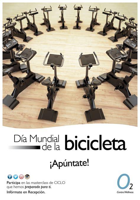 Día mundial de la bicicleta. Día Mundial de la Bicicleta | Bicicletas y Recepciones