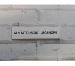Plaque Pour Boite Aux Lettres : plaque pour boite aux lettres personnalis e autocollant ~ Dailycaller-alerts.com Idées de Décoration