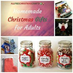 homemade christmas favors for adults gifts on