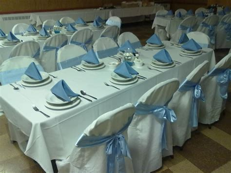 Folding Chair Cover Rental