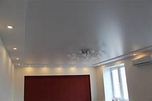 Comment Renover Un Plafond : comment refaire un plafond abim 20171007084020 ~ Dailycaller-alerts.com Idées de Décoration