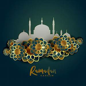 ramadan kareem islamic greeting background - Download Free ...  Ramadan