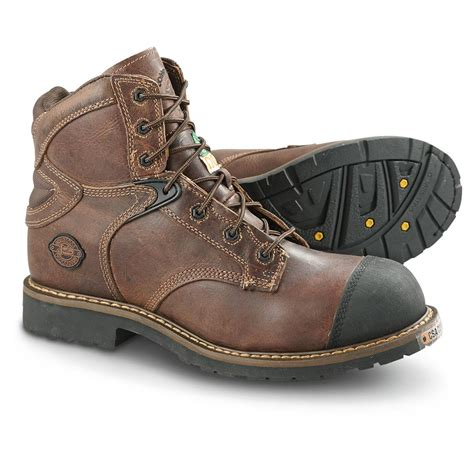 s rugged boots s justin rugged utah waterproof composite toe work