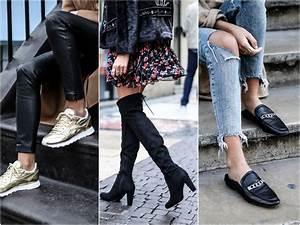 Tendance Chaussures Automne Hiver 2016 : les chaussures tendance de l 39 automne hiver 2016 ~ Melissatoandfro.com Idées de Décoration