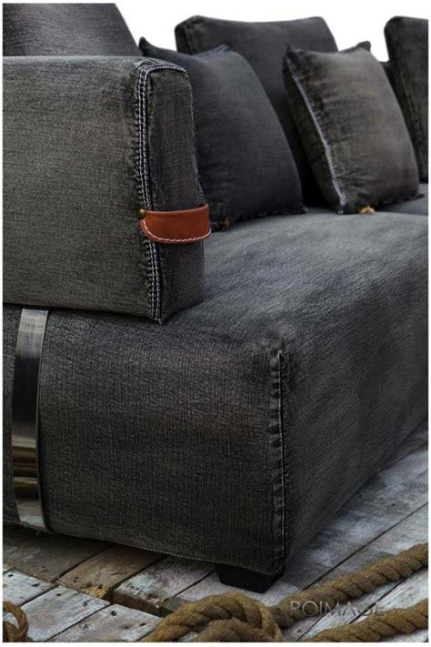 canapé jean 10 canapés design ou de style contemporain