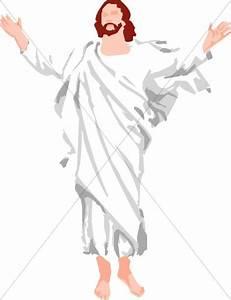 Resurrection Of Jesus Clipart - ClipartXtras