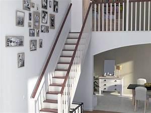 Decoration Escalier Interieur Peinture : id es d co pour relooker son escalier elle d coration ~ Dailycaller-alerts.com Idées de Décoration