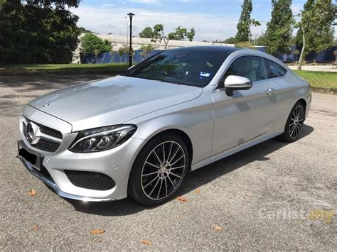 Mercedes C300 Coupe 2016 by Mercedes C300 2016 2 0 In Selangor Automatic Coupe