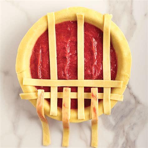 comment faire une pate de fruit comment faire un treillis de p 226 te sur une tarte ch 226 telaine