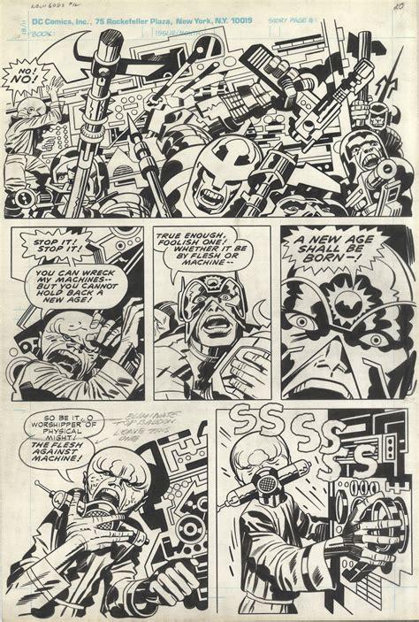 Jack Kirby | Jack kirby art, Jack kirby, Kirby