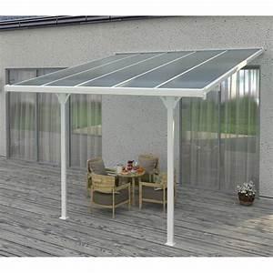 Terrassenuberdachung aus aluminium weiss verstellbar 314x3 for Terrassenüberdachung aluminium weiß