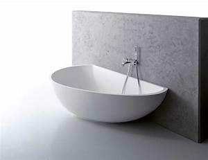 Badewanne Freistehend An Wand : 30 moderne badewannen die sie sicherlich faszinieren ~ Lizthompson.info Haus und Dekorationen