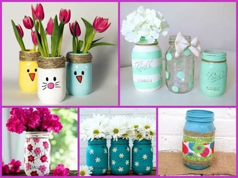 Decorating Ideas For Jars by 25 Diy Jar Crafts Ideas Easy And Summer