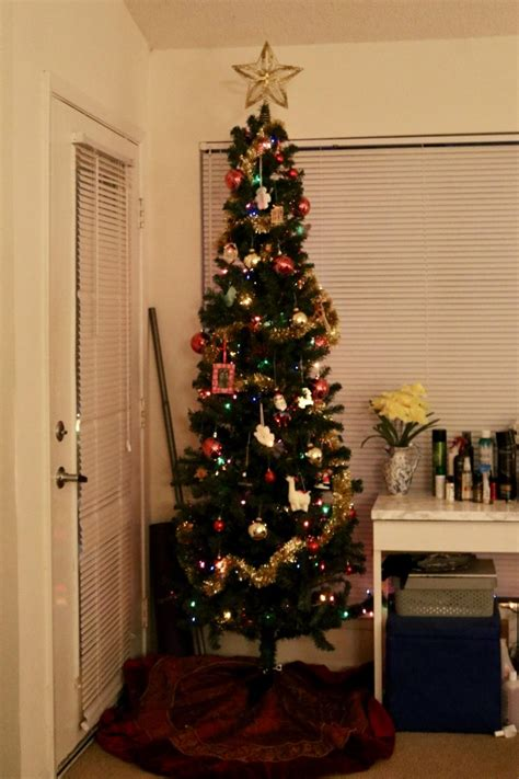 apartment size christmas tree decorating your home for when you don t live in a mansion actually