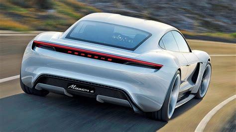 Gesits Electric 2019 by 2019 Porsche Mission E Electric Sport Car