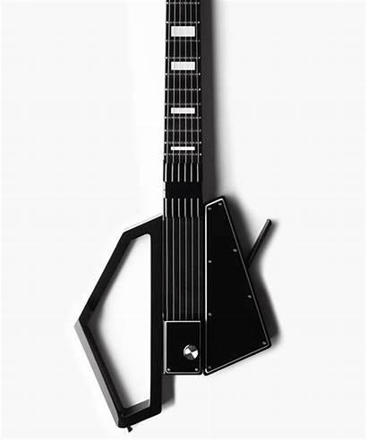 Guitar Portable Jammy Instruments Musical Designboom Disassembled