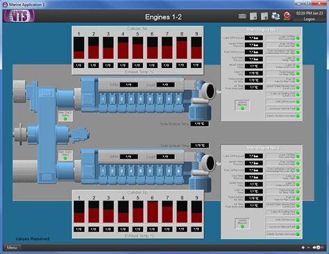 Marine Fuel Tank Monitoring System by Marine Scada Systems Overview