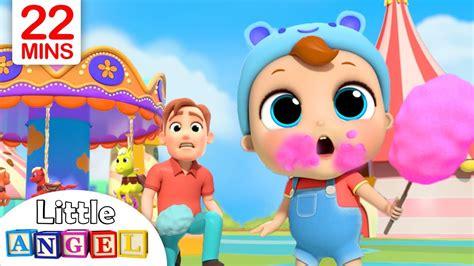 playtime   theme park  angel nursery rhymes