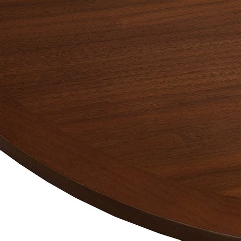 walnut veneer table top steelcase used 36 inch round veneer meeting table walnut