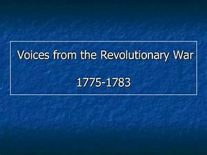 Revolutionary W... Famous Revolutions Quotes