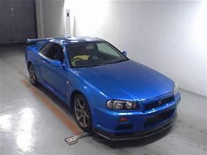 1999 Nissan Skyline R34 Gt