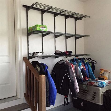 closetmaid garage shelves 17 best images about garage on wire shelving