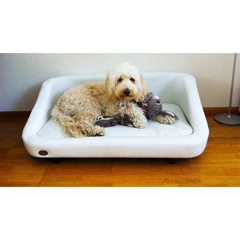 chien canapé canapé pour chien original blanco fauteuil pour chien