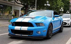 Ford Mustang Shelby GT500 Convertible 2014 - 9 December 2015 - Autogespot