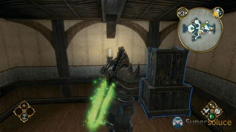 armures uniques soluce fable anniversary supersoluce