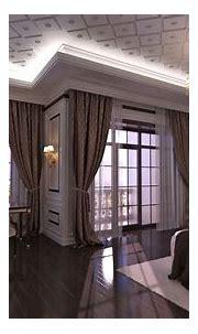 INDESIGNCLUB - Classic Bedroom interior design in ...