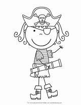 Pirate Coloring Activities Sheets Preschool Boy Crystalandcomp sketch template