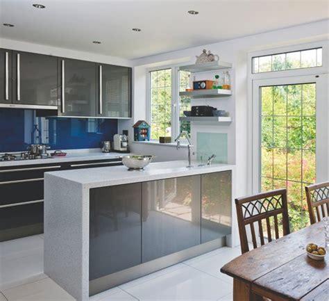 modern grey kitchen designs 15 warm and grey kitchen cabinets home design lover 7628