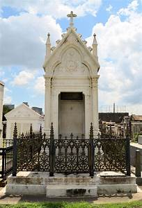 J. N. B. de Pouilly in the Cemeteries of New Orleans – Art ...