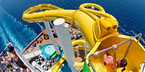 The 5 Craziest Cruise Ship Water Slides | HuffPost