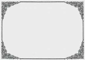 Khmer Vector: Border Frame for Certificate (Kback Khmer ...