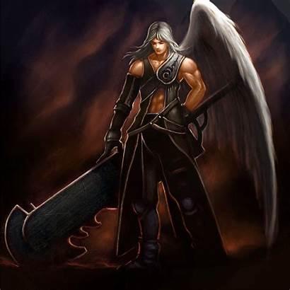 Fallen Angel Angels Wallpapers Warrior Fantasy Dark