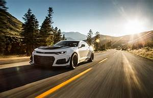 2018 Chevy Camaro ZL1 1LE - Review, Changes, Specs, Engine