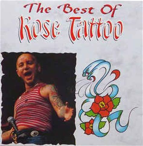rose tattoo    rose tattoo cd compilation
