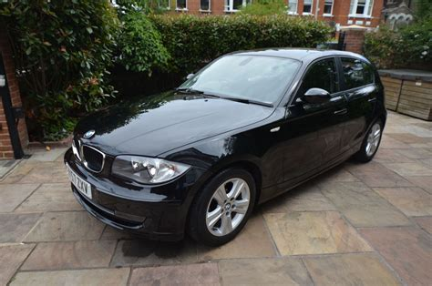 Second Hand Bmw 1 Series 118i Se 5dr Step Auto For Sale In