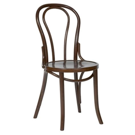 dining chair pair two x bentwood style chairs by