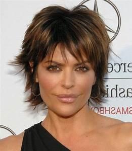 Model Coiffure Femme : modele coiffure courte femme 50 ans ~ Medecine-chirurgie-esthetiques.com Avis de Voitures