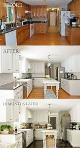 how to paint laminate cabinets without sanding With what kind of paint to use on kitchen cabinets for wall art homemade