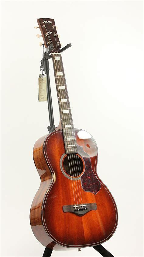 Ibanez AVN4VMS Limited Artwood Vintage Parlor Acoustic ...